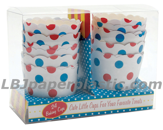 Cheap Wholesale Cupcake Cups With Various Designs