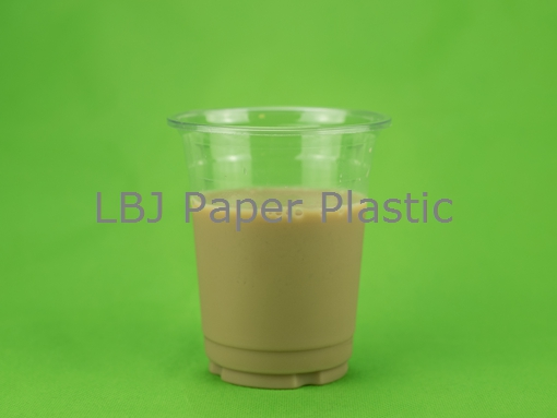 410ml Pet Cups Eco Friendly Plastic Cups Biodegradable